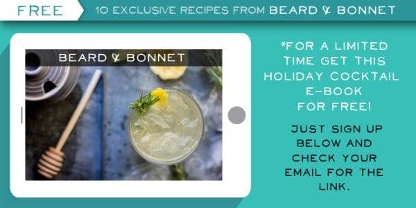 10 Festive Holiday Cocktails eBook