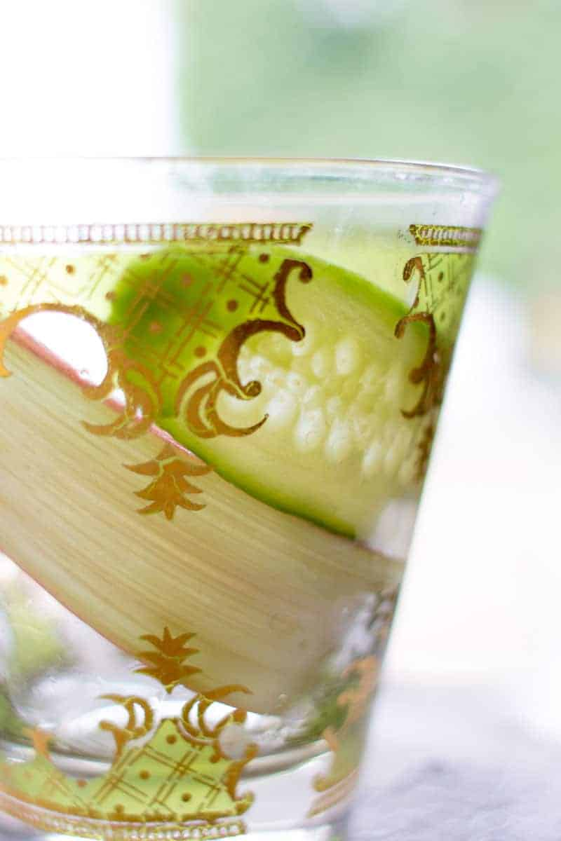 Party Perfect Pimm's Cup recipe by @beardandbonnet on www.thismessisours.com #BHGParty