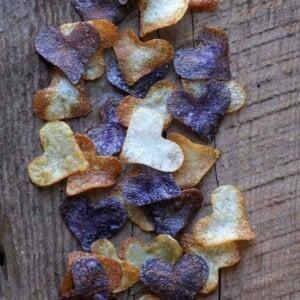 10 Recipes To Make A Teen When One Direction Breaks Up: Small Batch Potato Chips {@beardandbonnet }