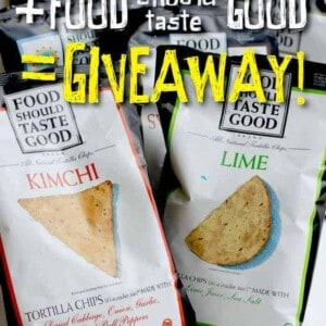Food Should Taste Good + Beard and Bonnet Giveaway