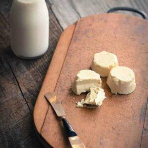 Homemade Butter {Beard and Bonnet}