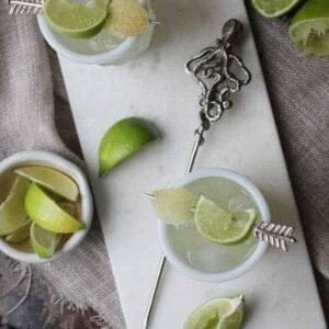 Moscow Mule {Beard and Bonnet} #vegan #glutenfree