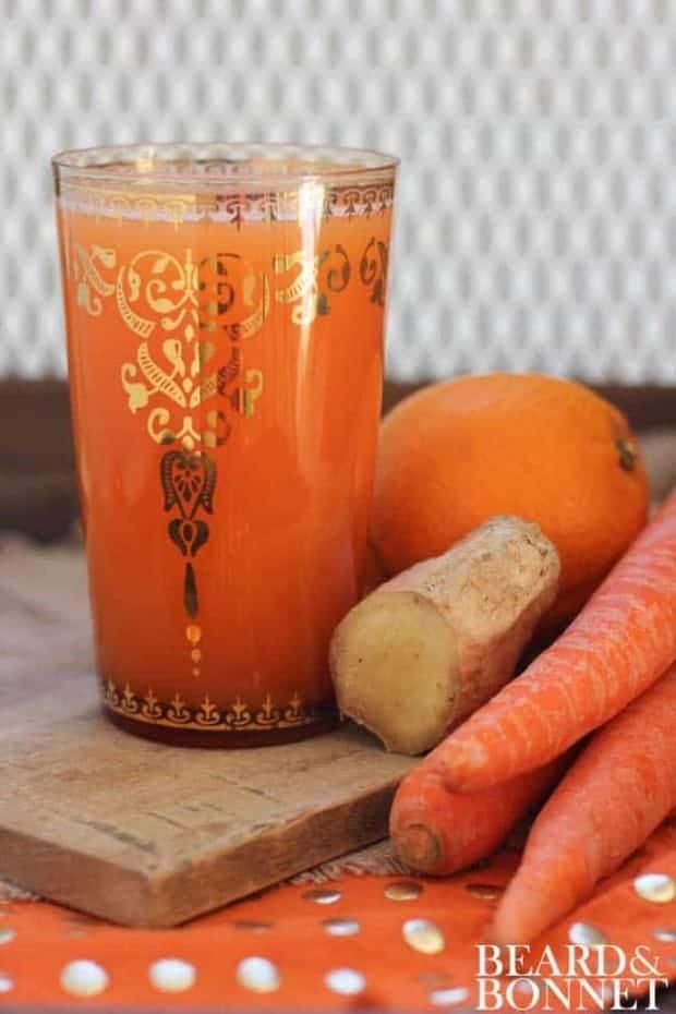 Cold Busting Orange Juice
