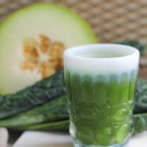 Gaila Melon Green Juice (Gluten Free & Vegan)