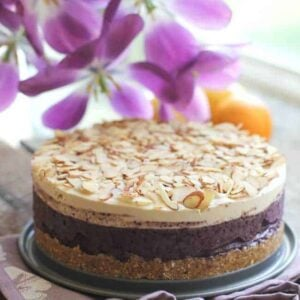 Meyer Lemon and Blueberry Icebox Cake {Beard and Bonnet} #glutenfree #dairyfree
