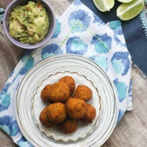 Sweet Potato and Millet Falafel {Beard and Bonnet} #glutenfree #vegan