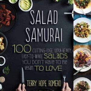 Salad Samurai: The B&B Vegan Mofo Cookbook of the Week