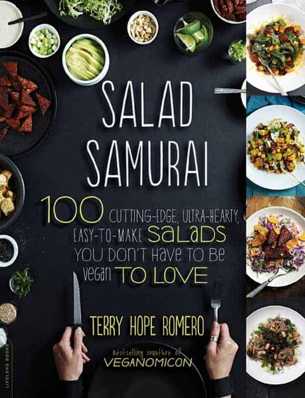 Salad Samurai: The B&B Vegan Mofo Cookbook of the Week