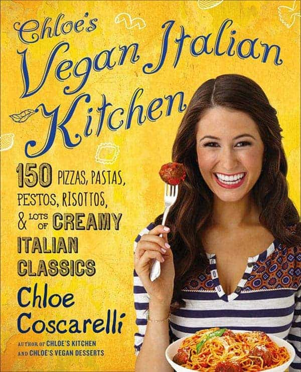 Chloe's Vegan Italian Kitchen: My Vegan MoFo Cookbook of the Week