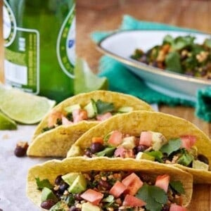 Veggie Oat Taco Mince from OATrageous Oatmeals by Kathy Hester on Beard and Bonnet