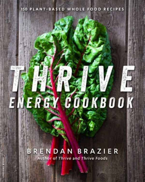 Thrive: My Vegan Mofo Cookbook of the Week