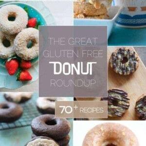 The Great Gluten Free Donut Roundup {Beard and Bonnet}