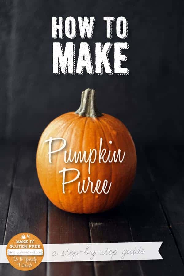 How To Make Pumpkin Puree {Beard and Bonnet}