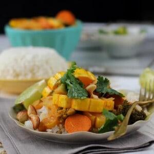 One Pot Weeknight Curry {Beard and Bonnet}