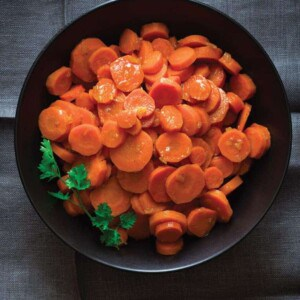 Maple Glazed Carrots recipe from Maple by Katie Webster on @beardandbonnet