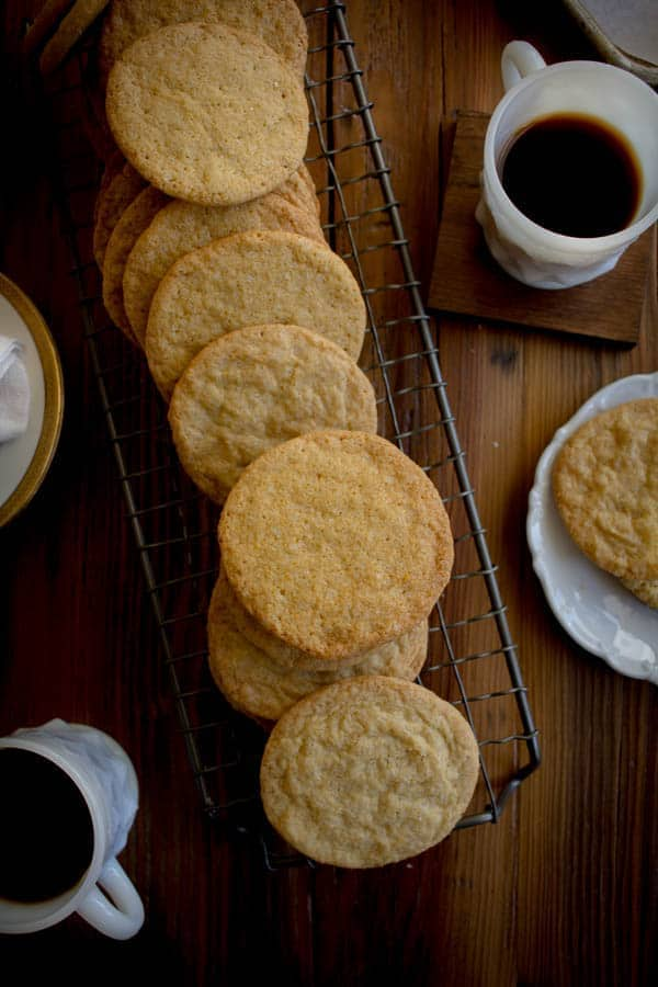 Orange Sugar Cookies recipe by @beardandbonnet on www.thismessisours.com