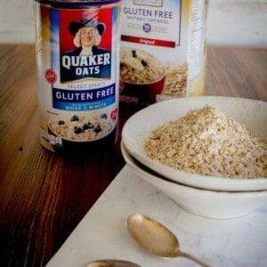 The Quaker Oat Summit & Gluten Free Quaker Oats on @beardandbonnet
