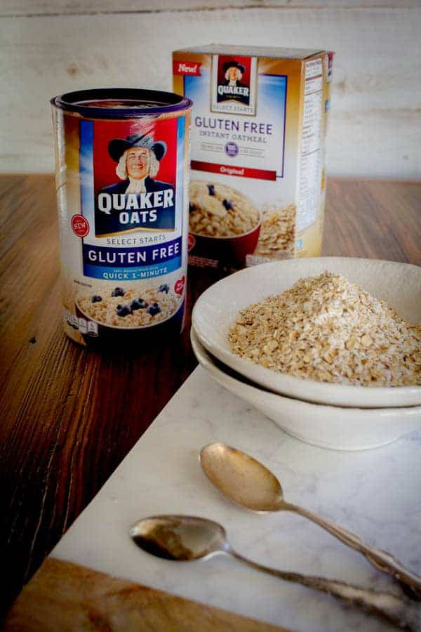 NEW! Quaker Old Fashioned Oats Gluten Free