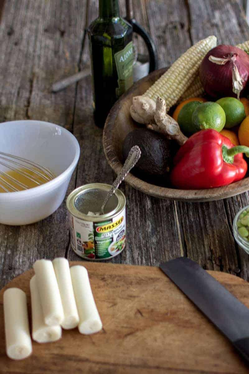 Easy Vegan Ceviche by @beardandbonnet on www.beardandbonnet.com