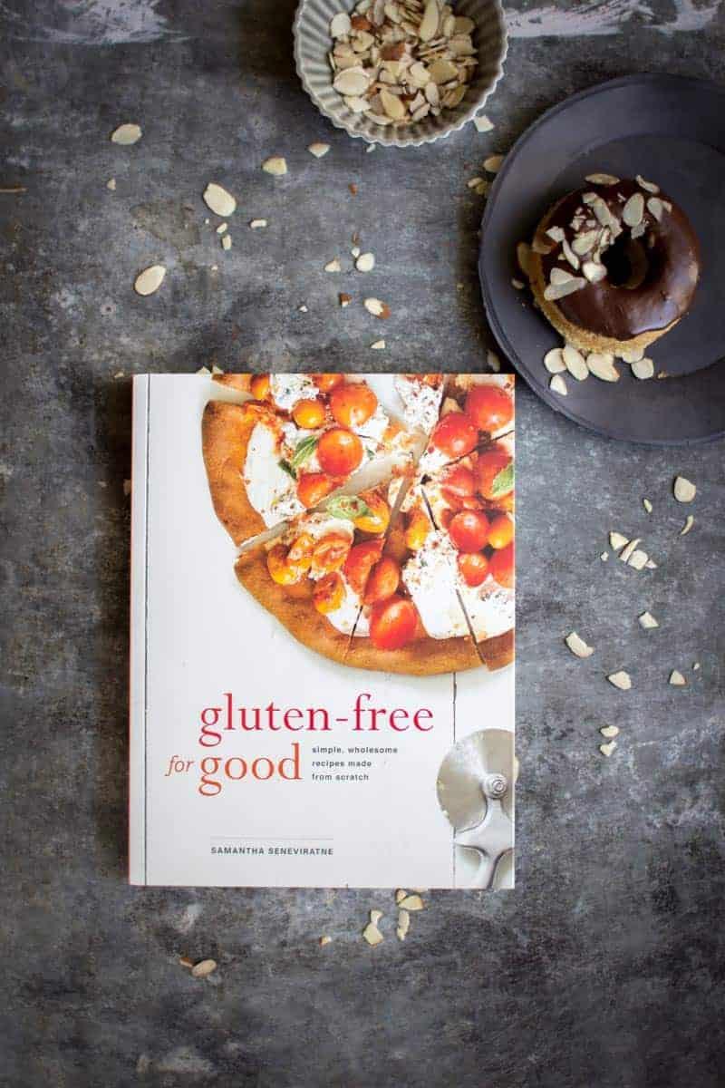 Gluten Free for Good cookbook by Samantha Seneviratne on @beardandbonnet