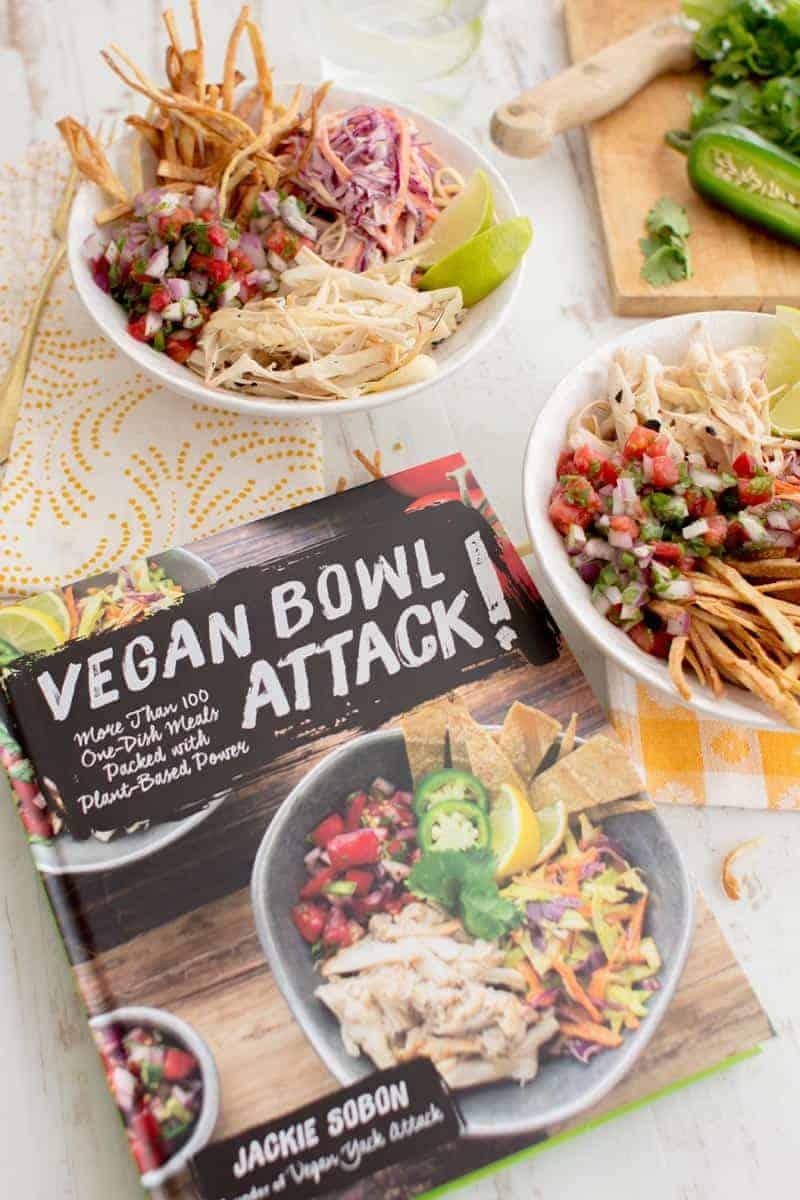 Vegan Bowl Attack by Jackie Sobon on @beardandbonnet