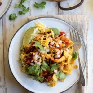 Comfort Food Classic: Chili Frito Pie| @thismessisours
