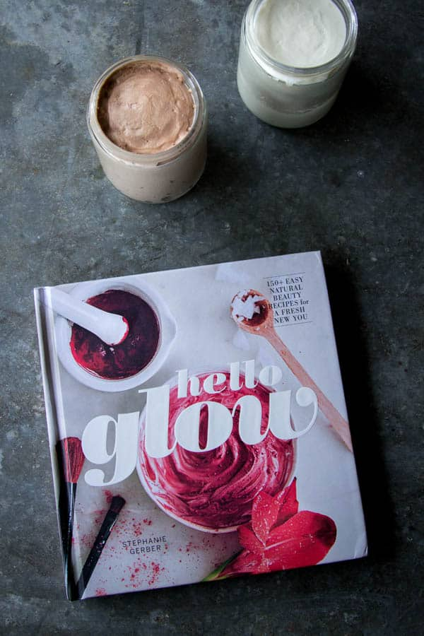 Homemade Stress-Melting Body Butter recipe from the @helloglow cookbook    @thismessisours