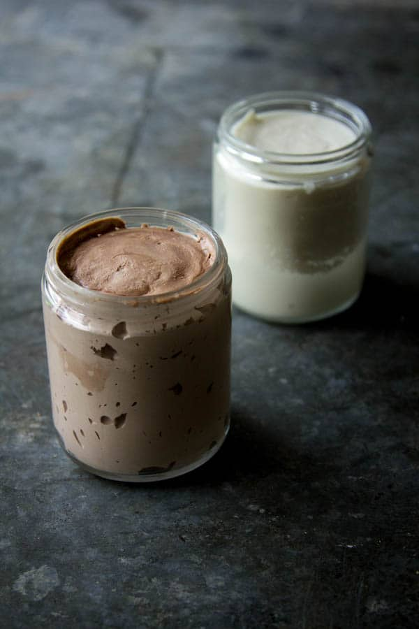 Stress-Melting Body Butter recipe from the @helloglow cookbook    @thismessisours