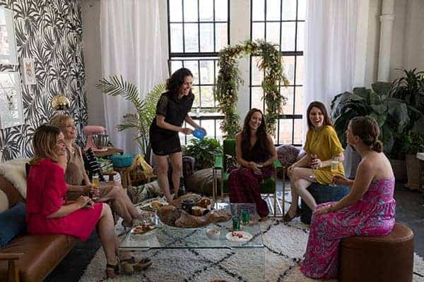 How to Host a Wanderlust Inspired Shower || @thismessisours @saltandwind @holajalapeno @thehuntedfox #FriendsWhoFete