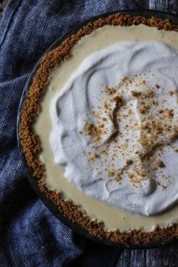 Gluten Free Banana Cream Pie & Puddings