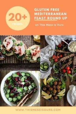 The Ultimate Gluten Free Mediterranean Feast Round Up