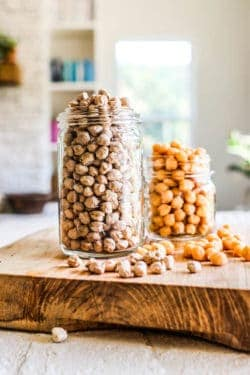 How to Cook Chickpeas: Canned, Dried, Aquafaba, and Flour