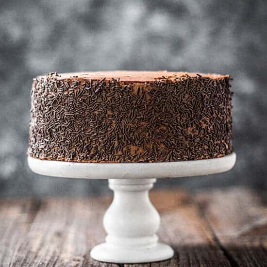 An Easy Chocolate Cake Recipe for All of Your Celebrations!