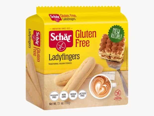 Schar Gluten Free Lady Fingers