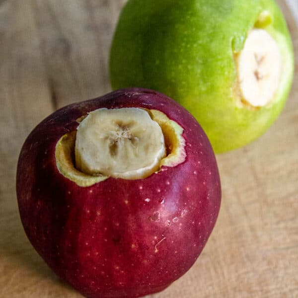 Can Dogs Eat Apples? A Simple No-Cook Apple Dog Treat